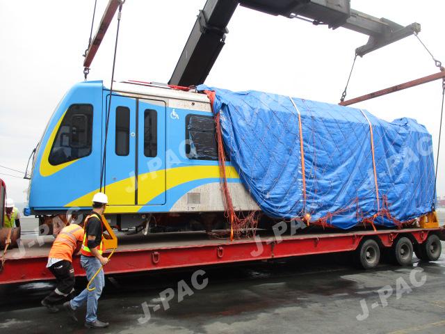METRO RAIL TRANSIT - 3